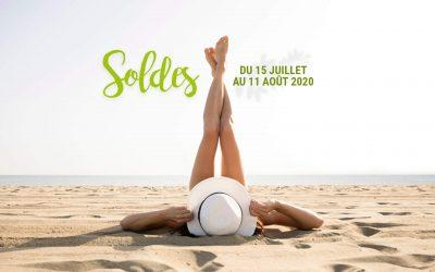 Soldes d'été 2020 – du 15 juillet au 11 août